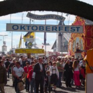 Oktoberfest in Munich and the dream that changed my life.